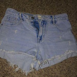 pacsun  jeans (high rise)